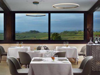Borgobrufa SPA Resort - ristorante con vista panoramica