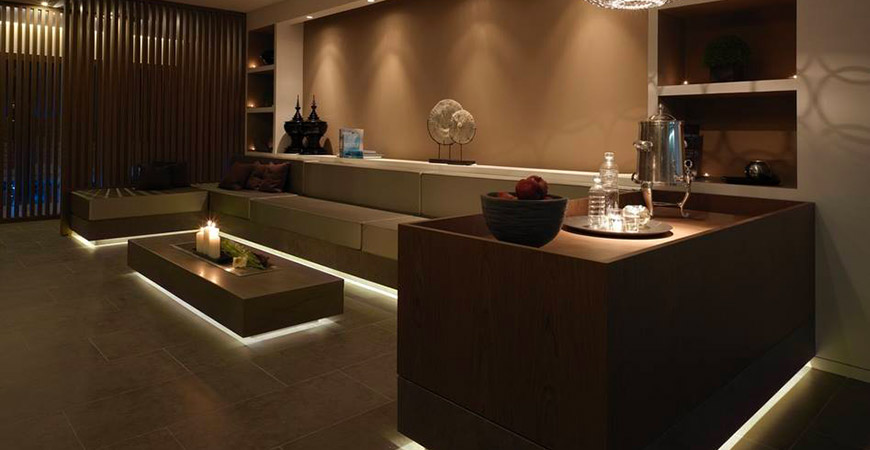 Cappuccini Wellness & SPA tisaneria