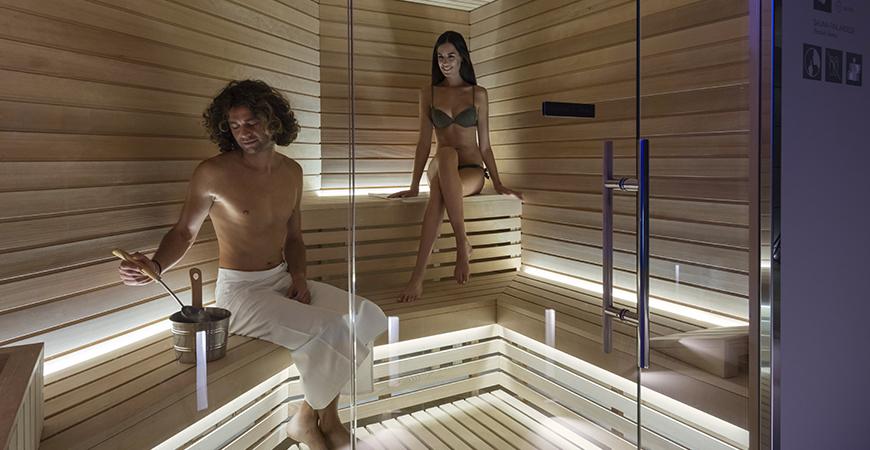 Donini SPA sauna
