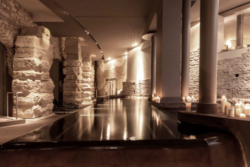 Interno Spa Nun Relais & Spa Museum