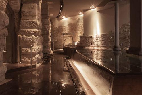 Interno Spa Nun Relais & Spa Museum