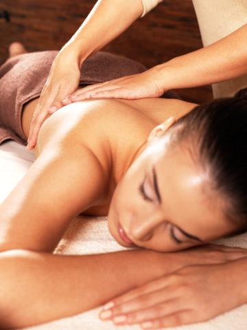 Offerta Nun Spa con massaggio relax