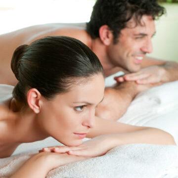 Massaggio di coppia - relax di coppia