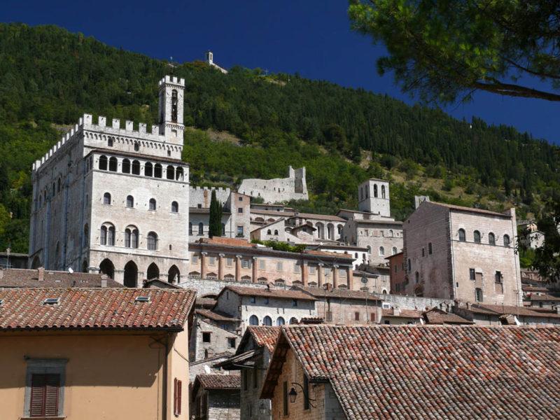 Gubbio - Cosa Vedere - Palazzo dei Consoli