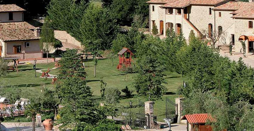 Villa Valentina SPA esterno