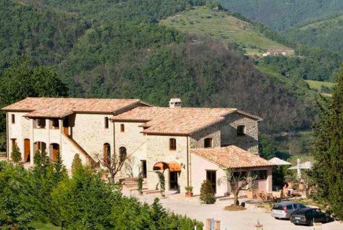 Villa Valentina SPA esterno con vista panoramica
