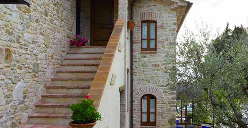 Villa Valentina SPA - ingresso nelle camere
