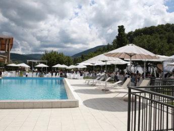 Grand Hotel Elite Piscina