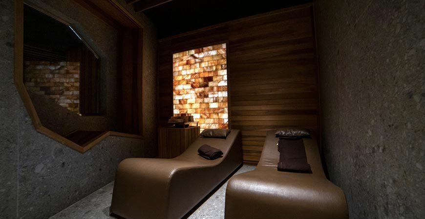 Area relax Grand Hotel Elite di Cascia e Palazzo Franceschini