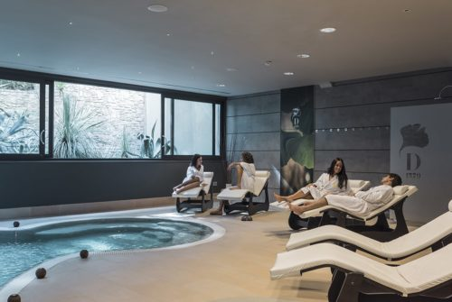 Donini SPA area relax