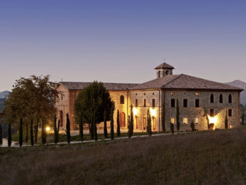 Antico Monastero San Biagio - esterno