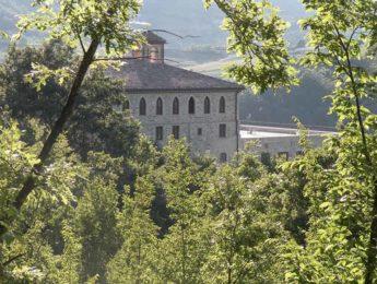 Antico Monastero San Biagio - vista panoramica