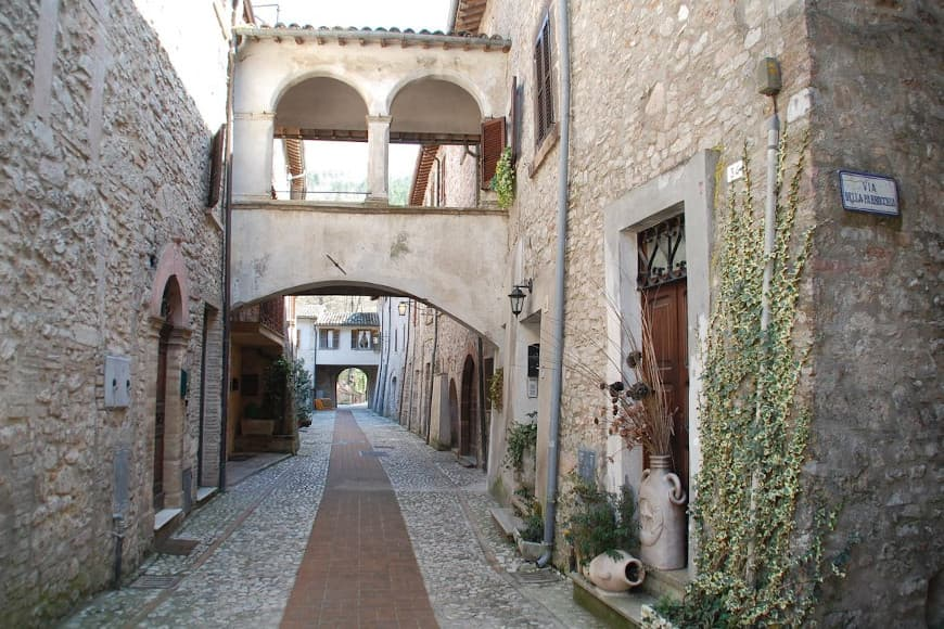 Torre del Nera Albergo Diffuso & SPA borgo