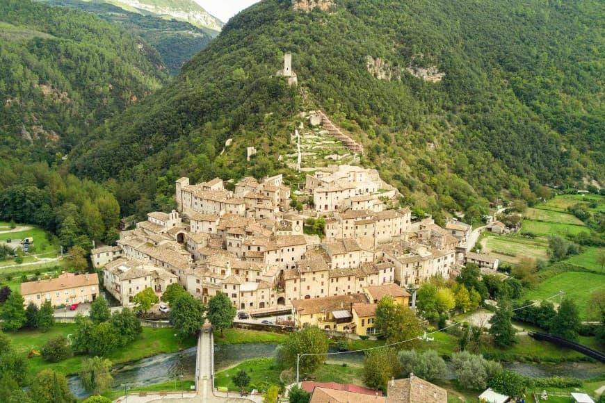 Torre del Nera Albergo Diffuso & SPA - Borgo di Schieggino