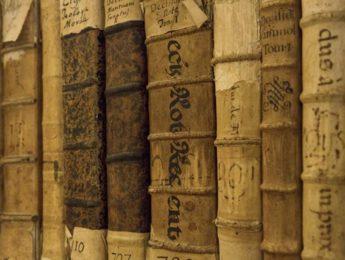 Palazzo Franceschini Cascia - antichi manoscritti