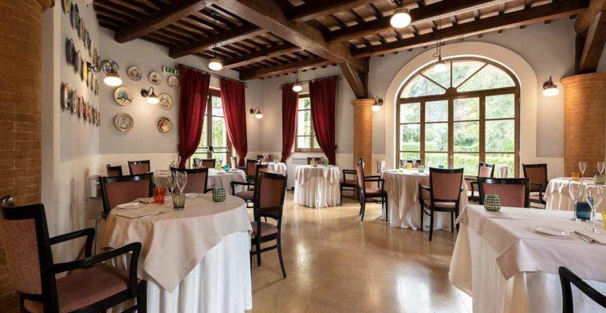 Donini sala ristorante Pantagruel cena e pranzo