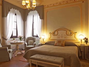 Camera Prestige del Relais Villa Monte Solare