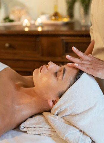 Massaggio Donna - pacchetto SPA break Relais Villa Monte Solare