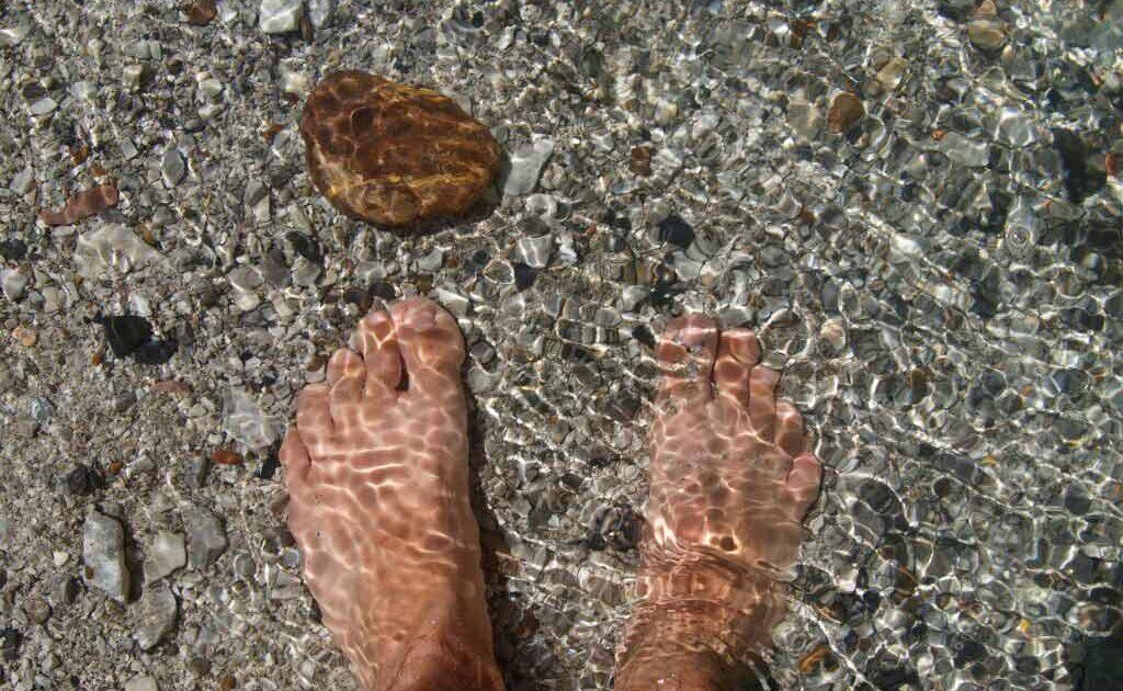 Piedi nell'acqua - Percorso Kneipp SPA