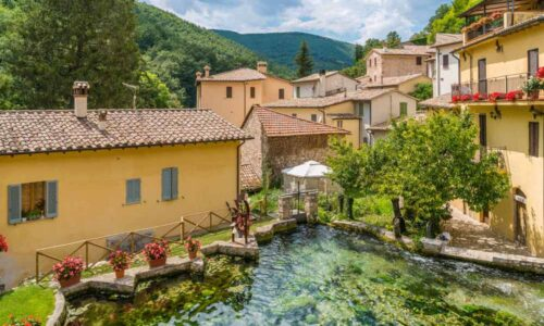 Rasiglia - Borghi Umbria