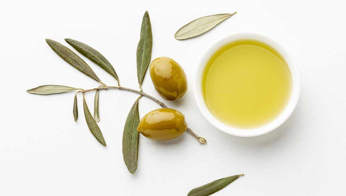 Olive e olio di oliva spremuto - benessere per capelli, pelle e viso