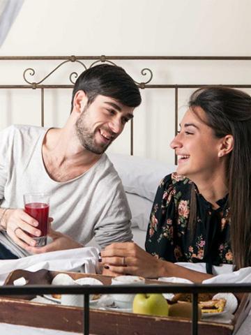 Colazione con prodotti fatti in casa - Pacchetto Aromi d'Autunno Ripa Relais Colle del Sole