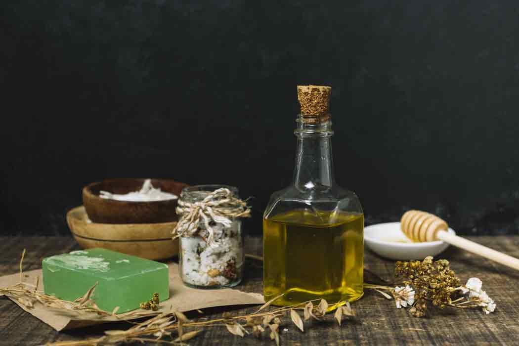 Sapone all'olio di oliva - per la bellezza della pelle