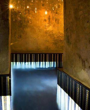 Piscina sotterranea della SPA del Palazzo Bontadosi Hotel & SPA