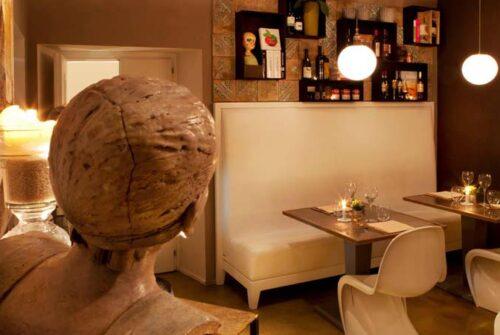 Sala colazione del Palazzo Bontadosi Hotel & SPA