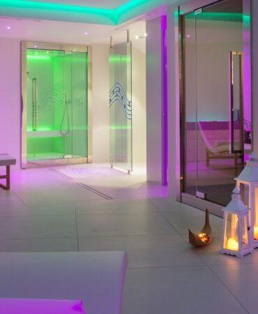 Private SPA del centro benessere di Valle di Assisi Hotel SPA & Resort