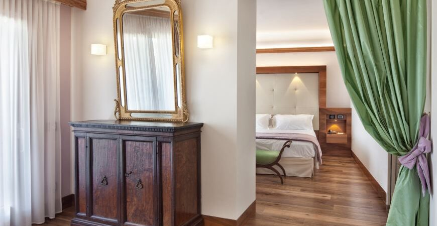 Suite Executive di Valle di Assisi Hotel SPA & Resort