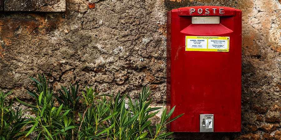 Casella delle poste - Contatti spa umbria - Le Migliori Spa Dell'Umbria